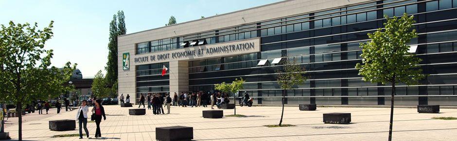 Faculté de droit Université de Lorraine