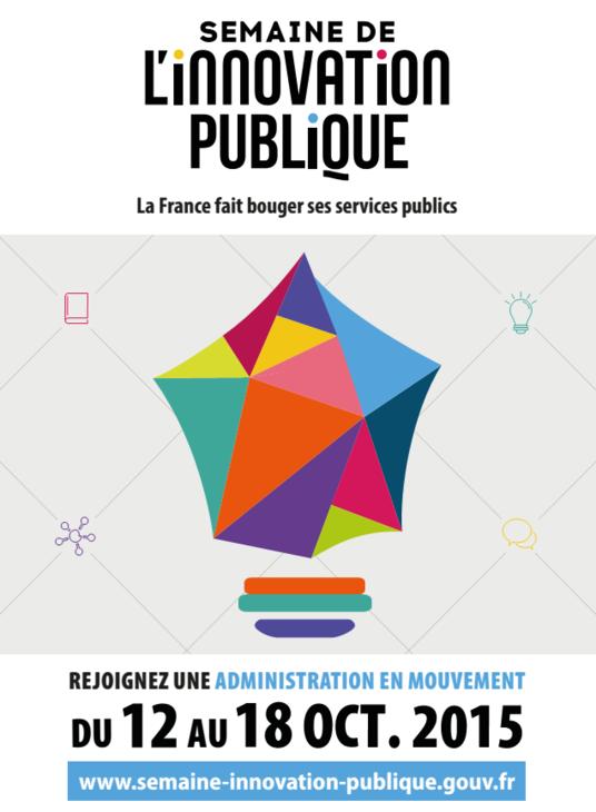 La Semaine de l'innovation publique : vers une administration moderne