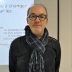 Professeur d'Ecriture multimédia de la Licence professionnelle Communication publique et outils numériques à l'IUT Nancy Charlemagne
