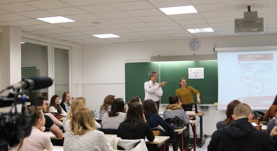 Conférence : « La place de la communication dans l'entreprise : le rôle stratégique du communicant »
