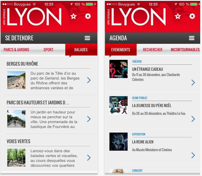 Applications mobiles quelle utilit pour les collectivit s locales lp c - Dechetterie mobile lyon ...