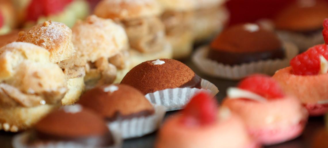 Vente de gâteaux à l'IUT Nancy-Charlemagne