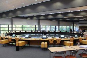 salle de l'assemblée départemental