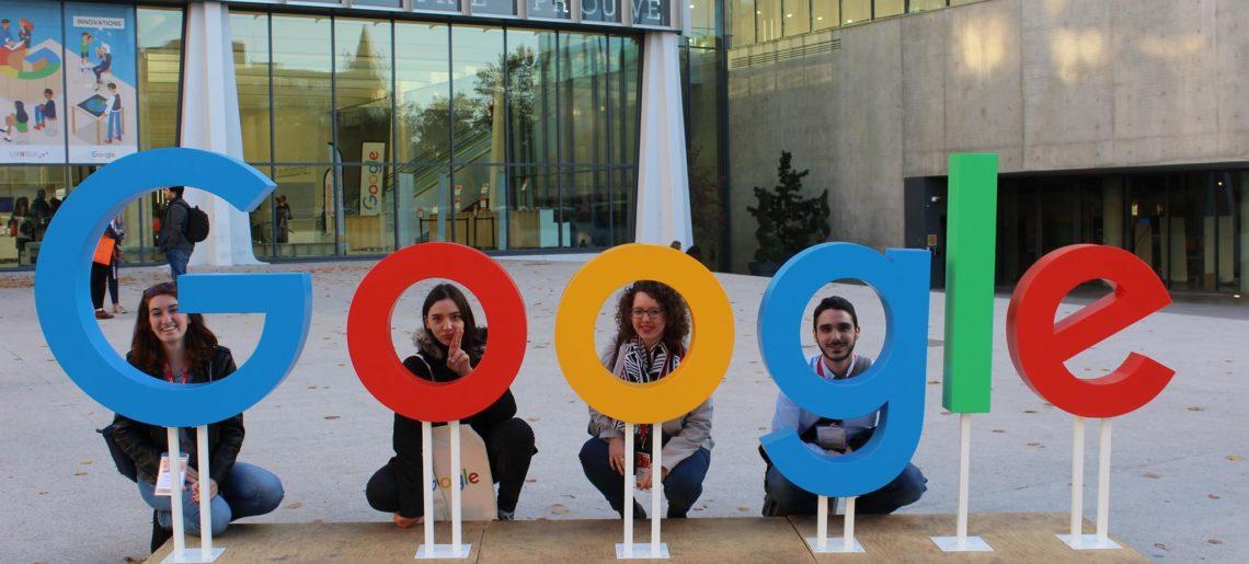 Ateliers pour les Pros : Google de retour dans le Grand Est