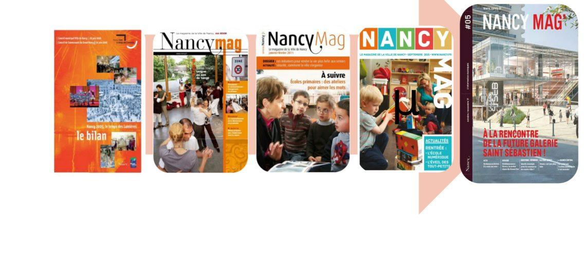 Nancy communique !