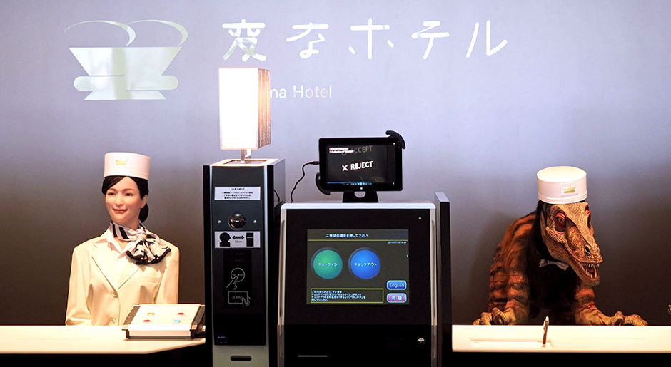 Focus sur l'hôtel entièrement connecté au Japon