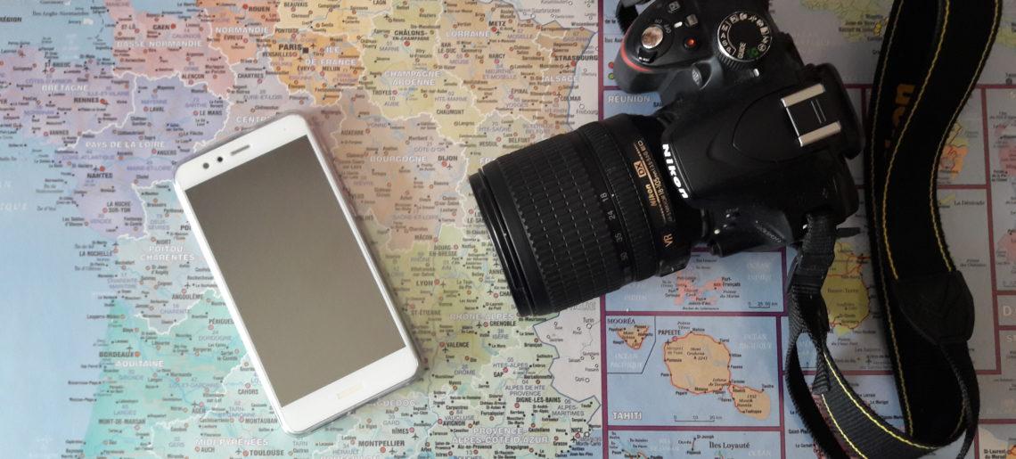 Instagram : la carte postale des territoires ?