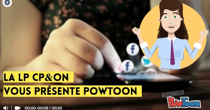 PowToon :un outil de présentation dynamique !