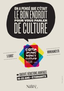 carte jeune nancy culture
