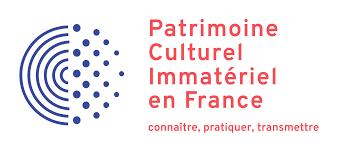 Logo Patrimoine Culturel Immatériel en France