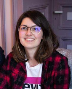 Ancienne étudiante de la promotion 2016-2017, Anaïs Cleuvenot est désormais chargée de communication.